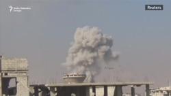 Sirija: Napad na istočnu Gutu