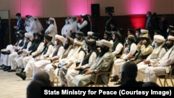 هیئتهای گفتگوکنندۀ در قطر
