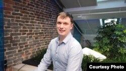 Бывший павлодарец Роман Ожик, работающий IT-специалистом в Москве.