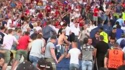 Франция обвиняет в побоище 150 российских хулиганов