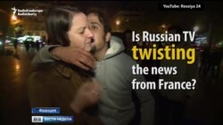 'It's Disgusting' -- French Outrage At Russian TV Report