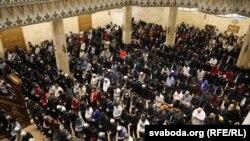 Минскидеги мечит, 13-май 2021-жыл