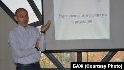 Уладзімер Янукевіч, архіўнае фота