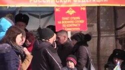 З «Днем захисника Вітчизни»: у Севастополі кличуть на військову службу