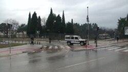 АҚШ-тың Черногориядағы елшілігіне гранат лақтырды