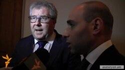 Ռիշարդ Չարնեցկի. Եվրոպան Հայաստանի առջև չի փակում իր դռները