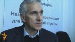 Джеффри Гедмин дал интервью радио Азаттык
