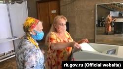 Вибори в Держдуму Росії на південному узбережжі Криму, 17 вересня 2021 року