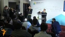 Выступление Джемилева в Киеве