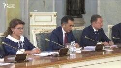 Үкіметтегі өзгеріске Астанадан көзқарас