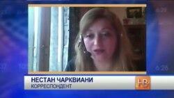 Россия бряцает оружием на военных учениях в Южной Осетии