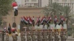 Ирактык аскерлер коопсуздукту өз колуна алды