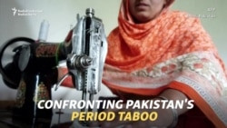 Confronting Pakistan's Period Taboo