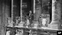 Будынак Райхстагу, 7 траўня 1945