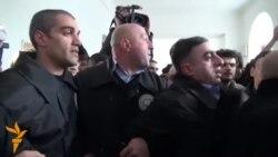 Përplasen studentët në Tbilisi