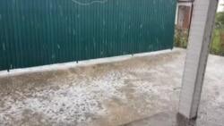 Жола дар ноҳияи Рӯдакӣ
