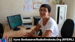 Голова Виноградненської сільради Тамара Круліковська