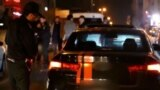 Iran - a police checkpoint in Tehran. video about prostitution/sex workers