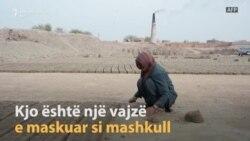 Vajza afgane që jeton si djalë