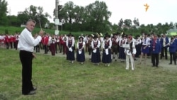 Тірольці зіграли на першому фестивалі духових оркестрів у Прикарпатті