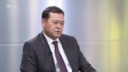 Бакиров: Вице-спикер катары одоно ката кетирген жокмун