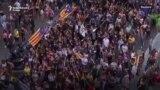 Katalonski protesti zbog presude