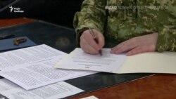 Порошенко підписав наказ про проведення ООС (відео)
