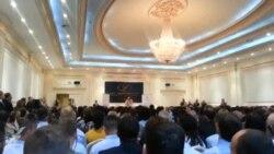 Ghazi bin Muhammad ligjëron në Prishtinë