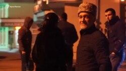 Симферополдо кармалган крым татар саясатчысы бошотулду (тасма)