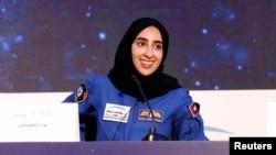 Перша арабська жінка-астронавтка Нора Аль-Матроші. Дубаї, 2021 рік.