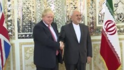 British Foreign Secretary In Iran To Push For Jailed Briton's Release