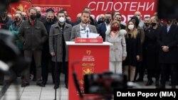 Борче Стамов, Иницијативен одбор за свикување вонреден конгрес на ВМРО-ДПМНЕ