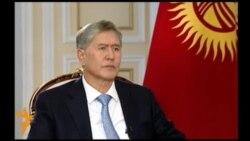 А.Атамбаев: Жаңы элита таптайбыз (2)
