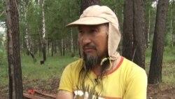 Шаман пешком идет из Якутии в Москву «изгонять Путина»