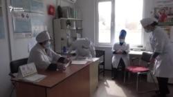 Нарын: Коронавирус чыкканда медиктерге кол көтөрүшкөн