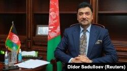 Посол Афганистана в Душанбе Мохаммад Захир Акбар