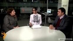 «Ազատություն TV» լրատվական կենտրոն, 15 հունվարի, 2014
