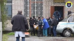 Deadly Grenade Blasts Rock Ukrainian Court