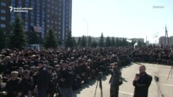 Thousands Protest Chechen-Ingush Border Deal