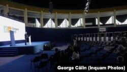 Congresul a avut loc la Romexpo, cu respectarea măsurilor de prevenire a răspândirii Covid.