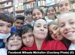 """Dramaturgul Mihaela Michailov, cofondator al Centrului de Teatru Educațional """"Replika"""""""