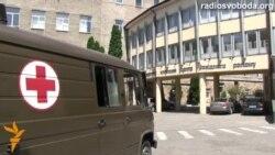 Поранені лікуються у Львові і рвуться на війну