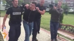 Kosovo Police Arrest Nationalist Protesters