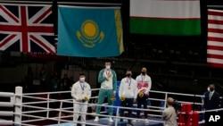 Олимпиададан алтынсыз қайтпайтын Қазақстан бокс құрамасы Токиода тек екі қола медаль алды. 2021 жылдың тамызы.