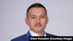 Эрлан Камалов.