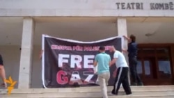 Në mbrojtje të popullit palestinez në Gaza