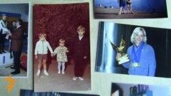 Батьки бронзової медалістки розповідають про «щупленьку дівчинку»