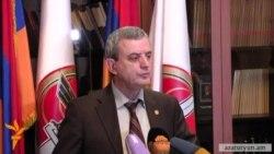 ՀՀԿ-ն քննարկել է կուսակցությունների հետ համագործակցության հարցը