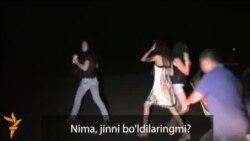 Бишкек милицияси фоҳишаларга уруш эълон қилди