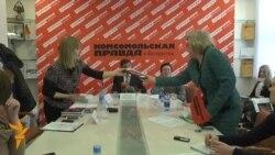 Калектыў Радыё Свабода атрымаў узнагароду за «Жыцьцё пасьля раку»